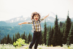 Mt Rainier Photography