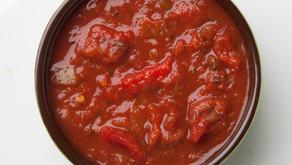 Fresh Tomato & Chile Salsa- Salsa Mexicana (appetizer)