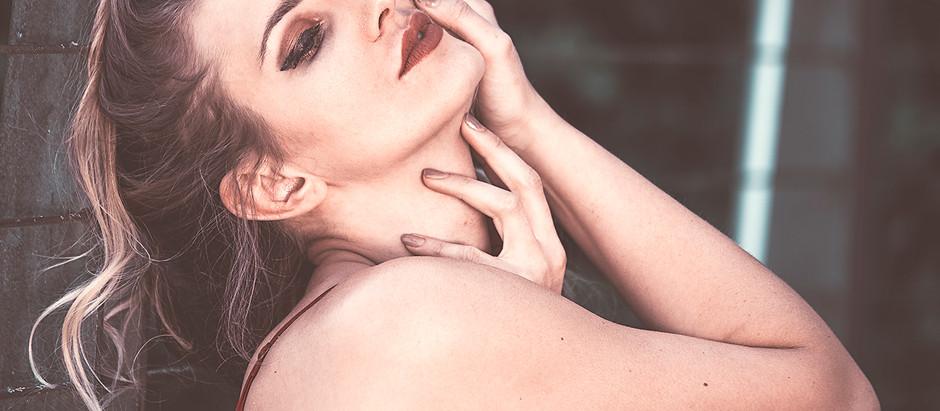Roksana Grey, modelka