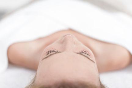 Genni Vesprini estetista italiana londra  beauty treatment man face treatment anti age treatment relax massage cellulite