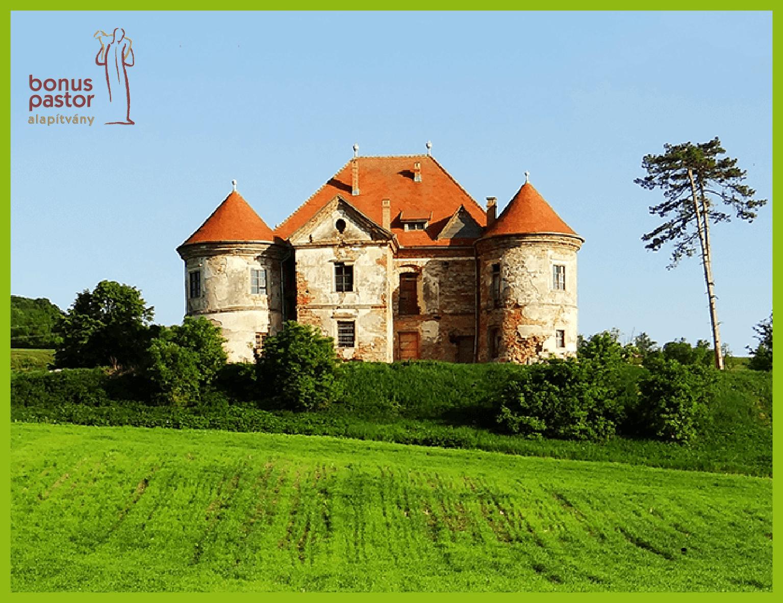 Castelul din Ozd