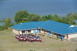 Sargy School in Kenya