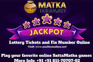 Online Indian Matka Games - A mood changer