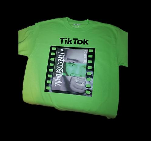 """QUICK"" TikTok Vamp Green Edition"