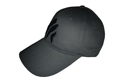 Black On Black Gorilla Baseball Cap