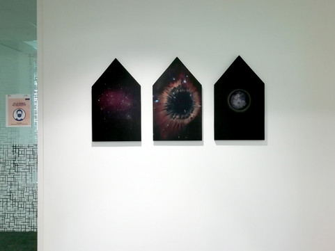 Cosmologia#2 - siège d'Arkéa - 2021