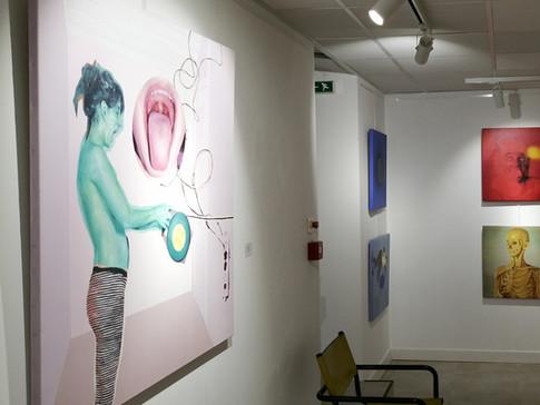 2019- Galerie In Arte Veritas- Angers