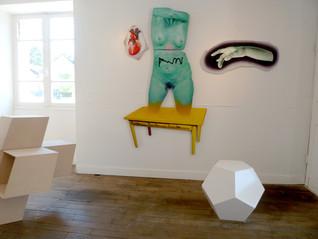 Galerie ICI - Le laboratoire