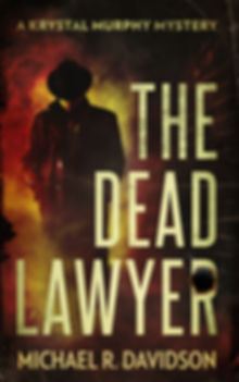 "Book cover ""The Dead Lawyer"""