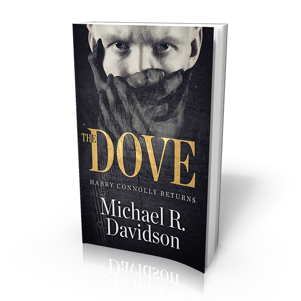 "Book cover ""The Dove"""
