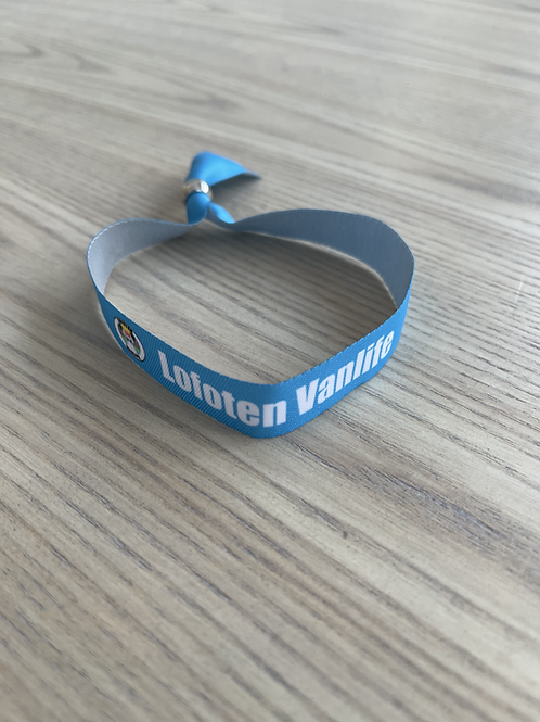 Lofoten Vanlife wristband