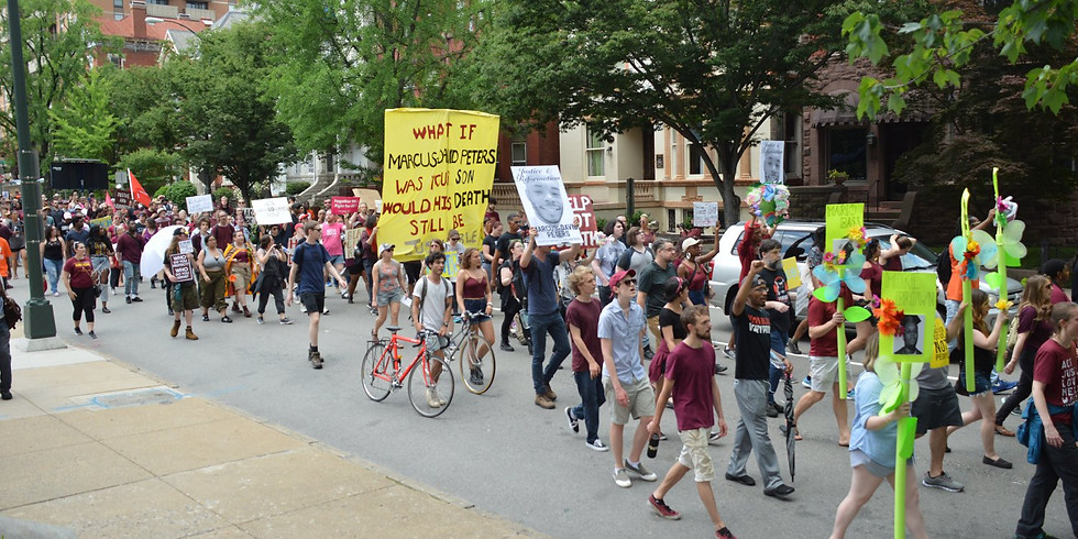 ATLANTA National Day of Action: Justice and Reformation