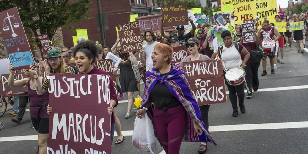 PHILLY National Day of Action: Justice and Reformation