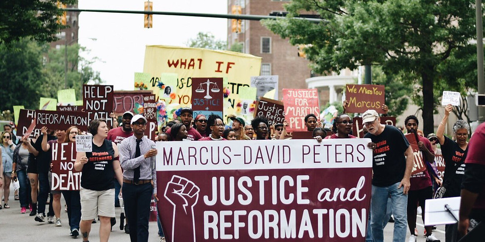 LAS VEGAS National Day of Action: Justice and Reformation