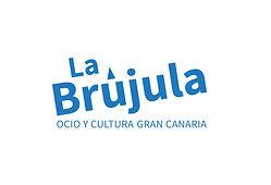 LOGO LA BRÚJULA OCIO Y CULTURA GRAN CANARIA