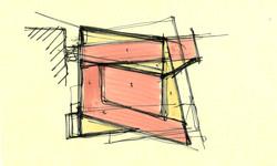 preliminary concept sketch