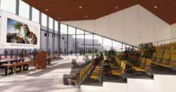 flexible lecture hall