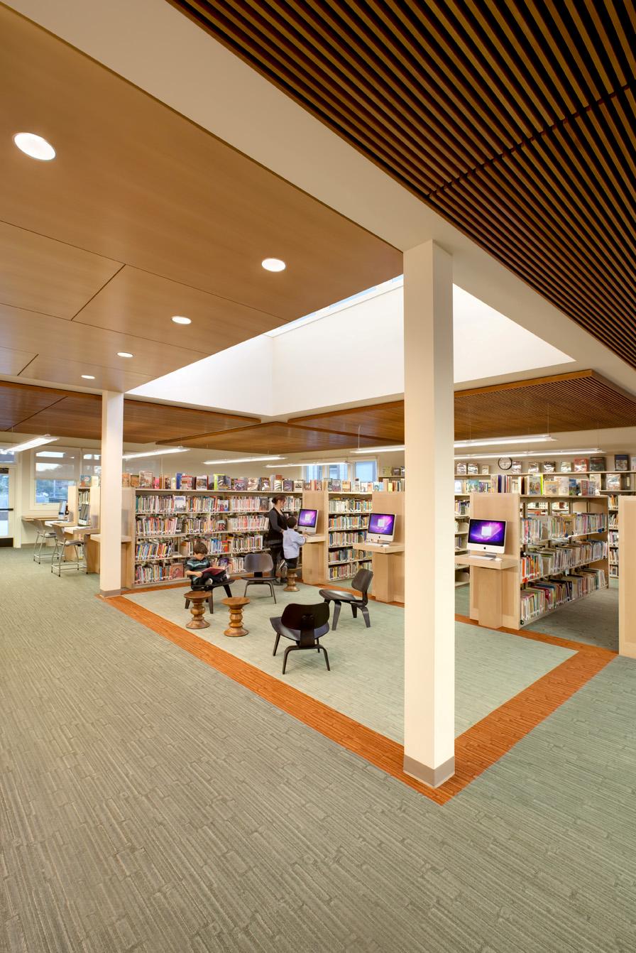 north campus library