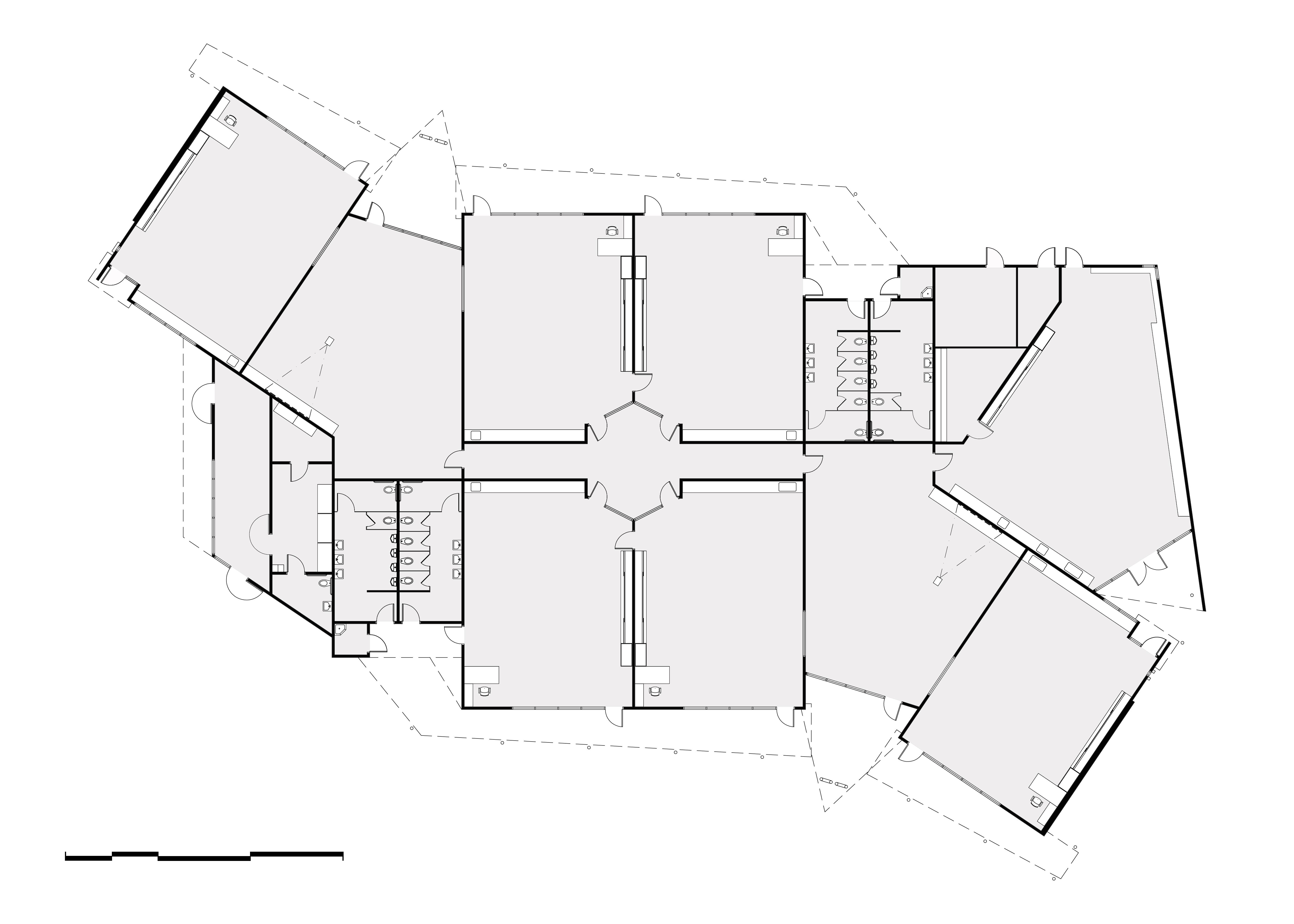 typical village floor plan