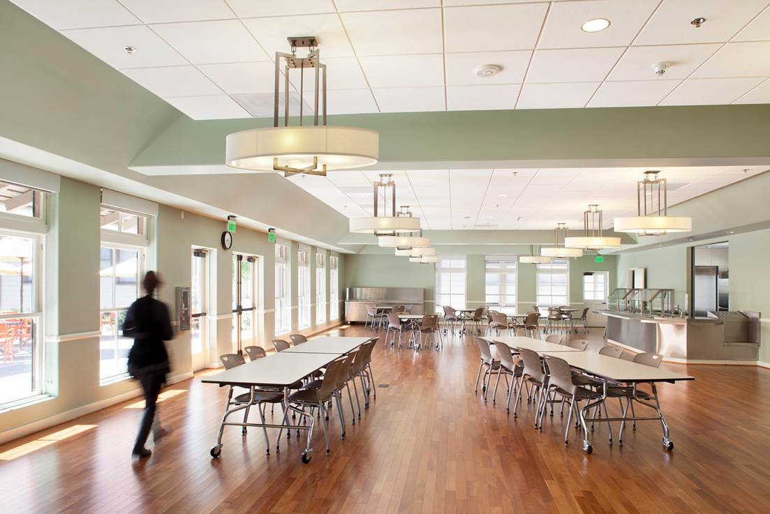 north campus dining commons