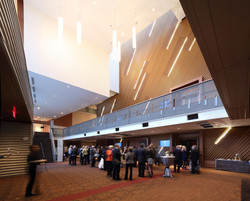 main lobby / event space