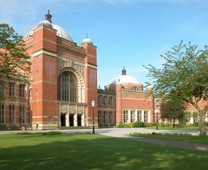 University of Birmingham, Photo: © Graham Norrie, cc-by-sa/2.0