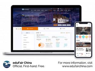PRESS RELEASE: Ed-tech platform eduFair bridges gap between international schools and Chinese studen