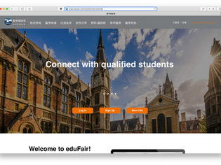 eduFair Launched for International Pathway and Language Schools