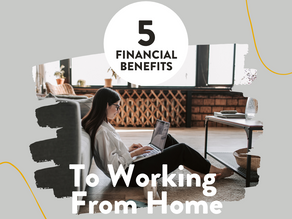 Is the Office Dead? // Financial Benefits to WFH