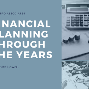 The Three Biggest Changes I've Witnessed in Financial Planning Over the Past 20 Years.