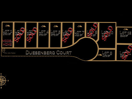 Cougar West VIP Site Map