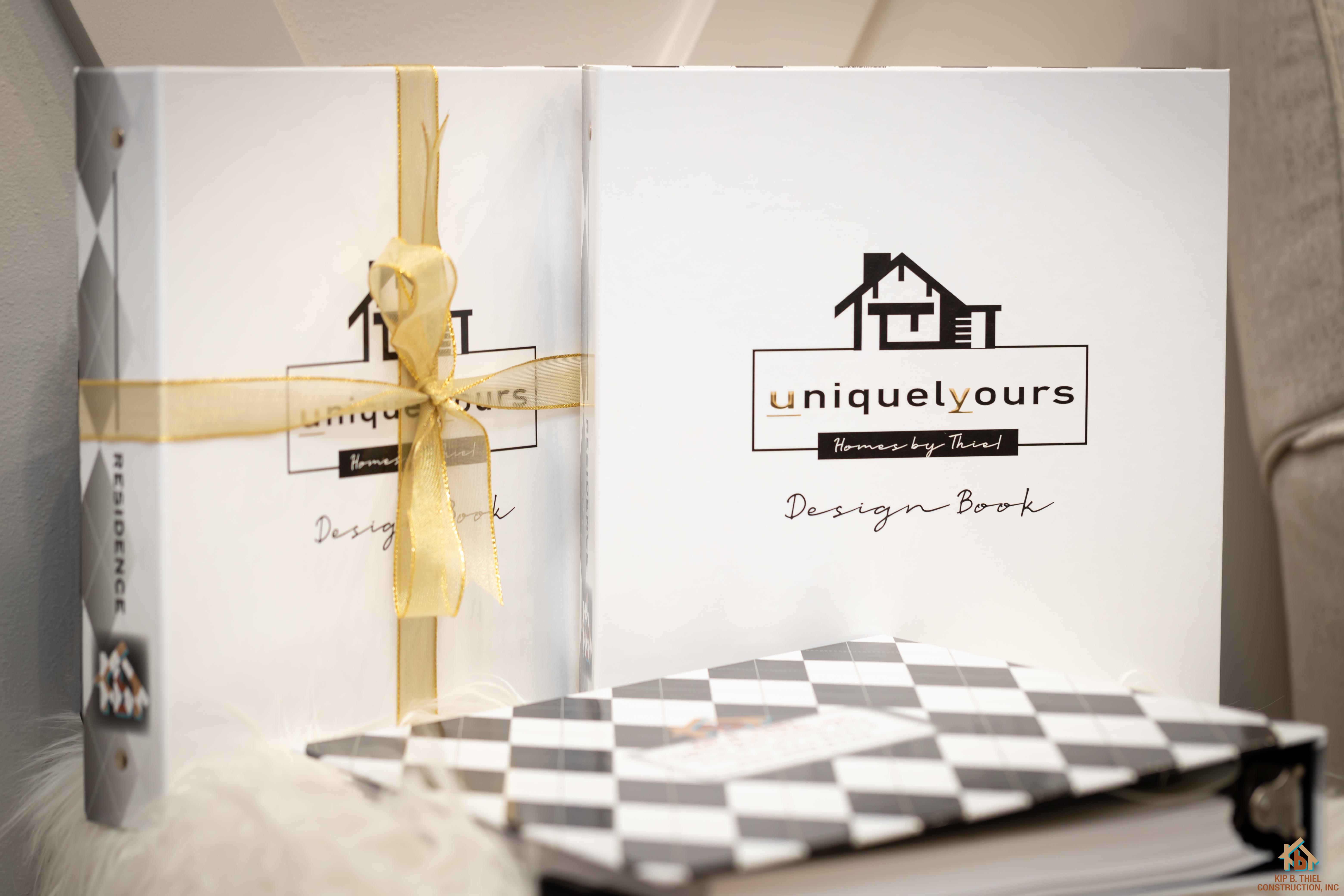 uniquelyours Design Book