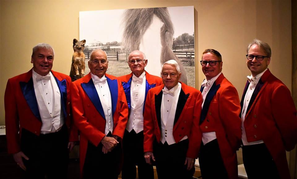 Hunt Ball 2019 ~ Masters & Members