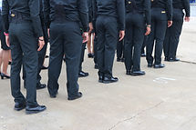 Military students standing in line..jpg