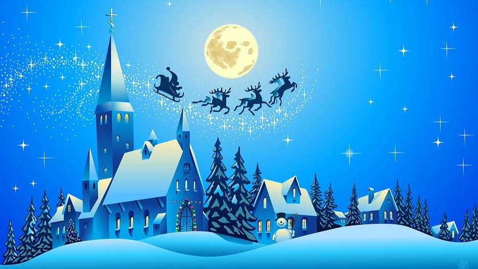'Twas the Night before Christmas (4-9 yrs)