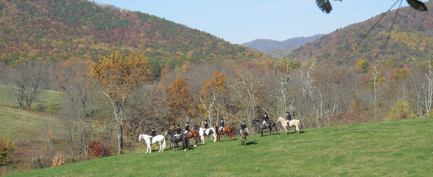 Hunting in the Shenandoah Valley