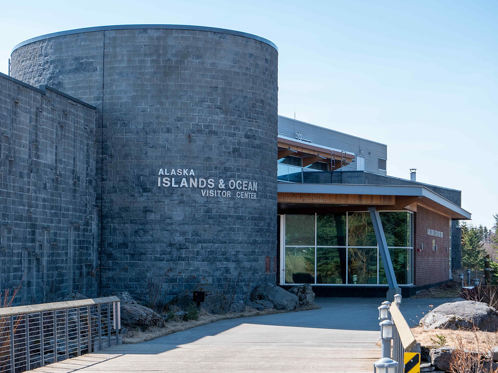 Alaska Islands & Ocean Visitor Center.
