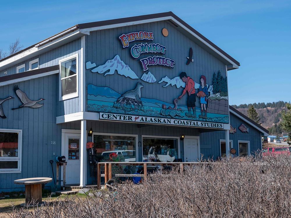 The Center for Alaskan Coastal Studies.