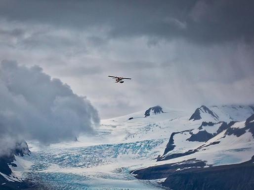 Glaciers in Southcentral Alaska