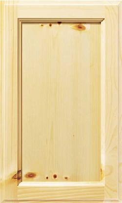 Recessed -  Pine