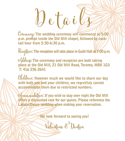 Federica labate graphic designer toronto wedding invitation pairing the image with the cantoni font what was left was a delicate wedding invitation my sister was thrilled to use stopboris