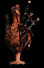 Grouse Ceilidh Band Logo