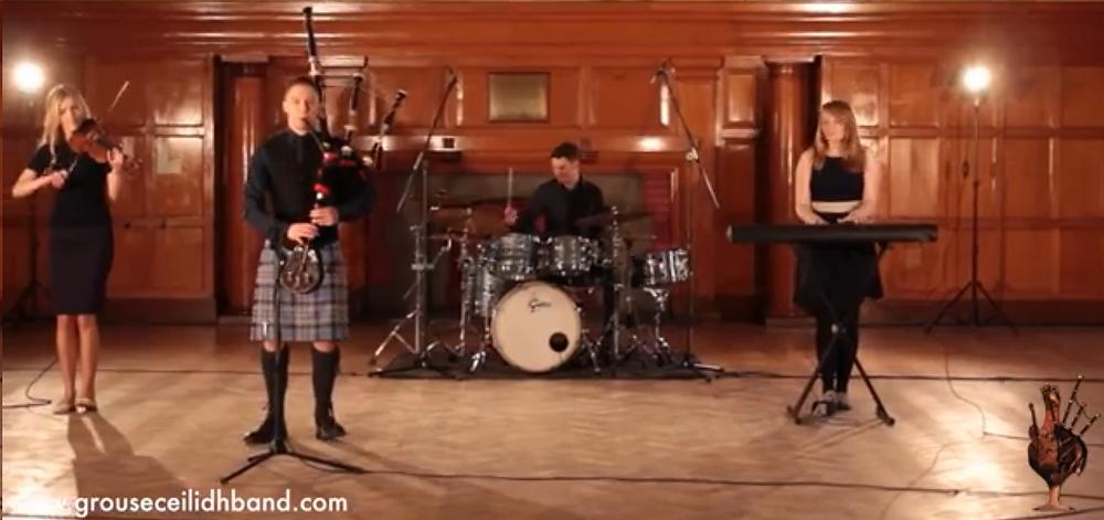 Grouse Ceilidh Band