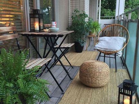PLANTS + DESIGN: Spruce up your outdoor urban space for spring – (PART 2)