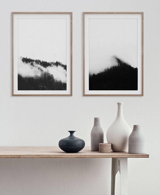 Japandi interior style