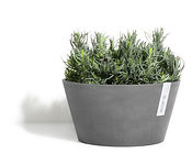 ECOPOTS Berlin Round flower pot and planter