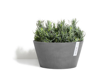 ECOPOTS Berlin Round 31 cm flower pot and planter