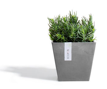 ECOPOTS Rotterdam 30 cm planter
