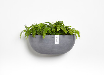 Ecopots Sofia Wall in Grey