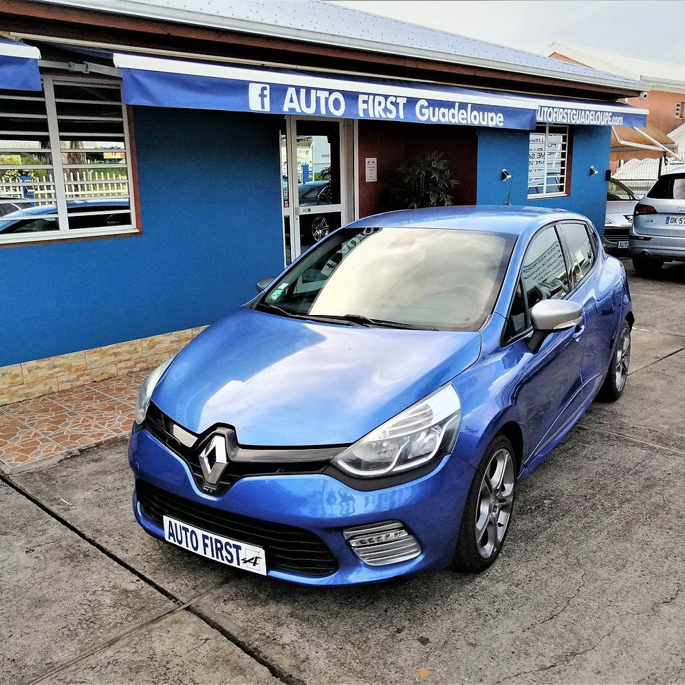 Renault Gt Sport: Renault Clio